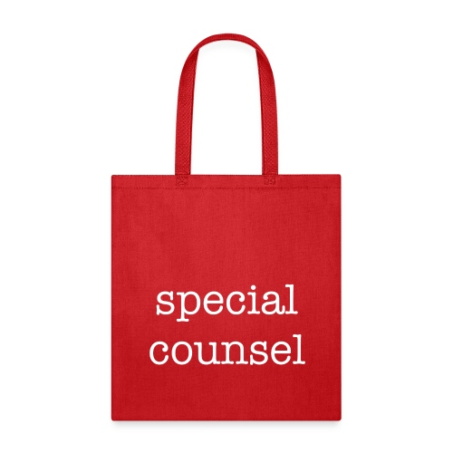 Special Counsel - Tote Bag