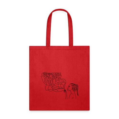 Strange Case Girl - Tote Bag