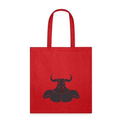 Grey Minotaur - Tote Bag