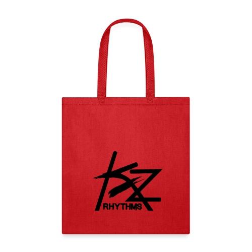 KZ Black Logo - Tote Bag