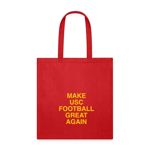 Make USC Football Great Again - Tote Bag