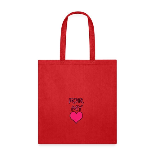 FOR LOVE - Tote Bag