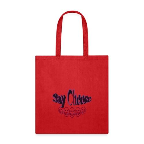 Say cheese - Tote Bag