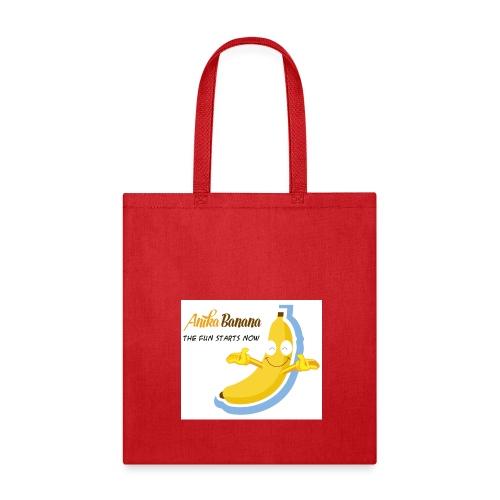 Anika Banana - Tote Bag