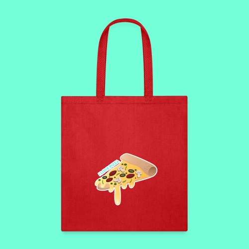 I LOVE PIZZA! - Tote Bag