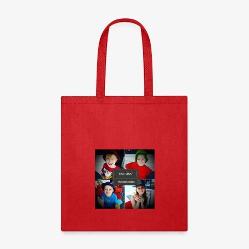the brat attack 5 - Tote Bag
