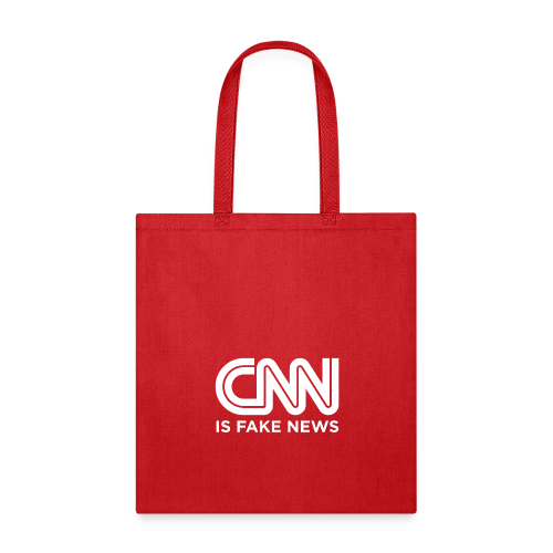 CNN Is Fake News - Tote Bag