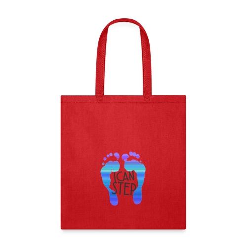 I.C.A.N.S.T.E.P. MOTTO - Tote Bag