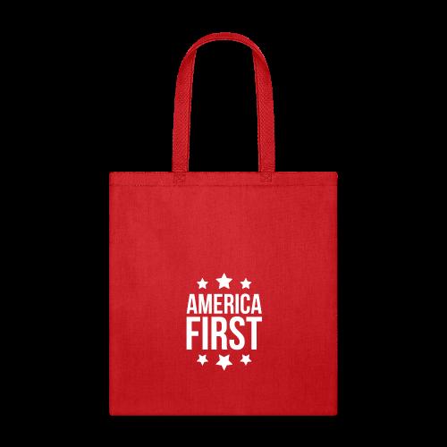 America First - Tote Bag