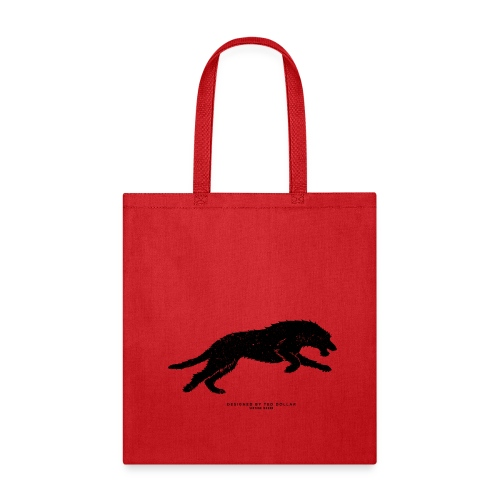 Running Wolfhound - Tote Bag