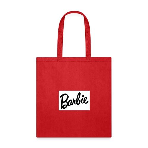Barbie shirt - Tote Bag