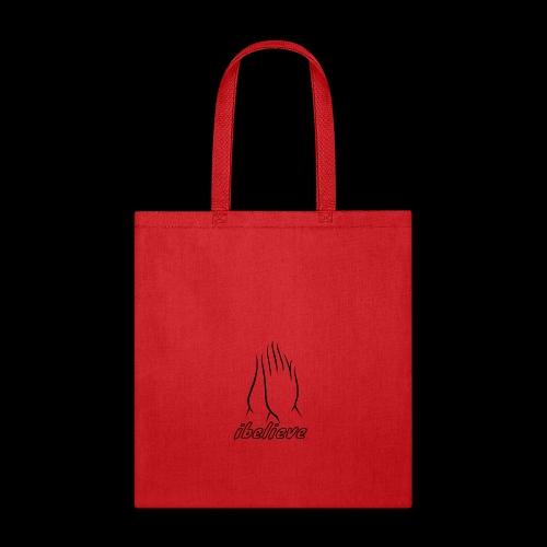 iBelieve - Tote Bag