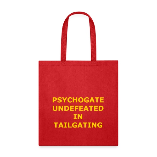 Undefeated In Tailgating - Tote Bag
