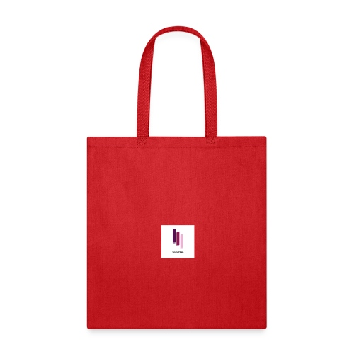 pinterest profile image - Tote Bag