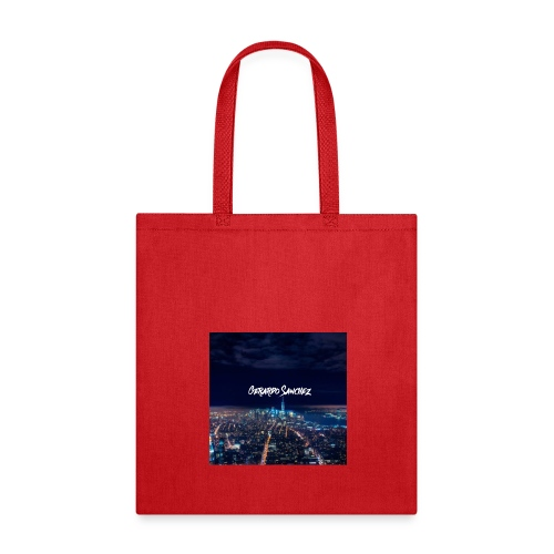 City Skyline - Tote Bag