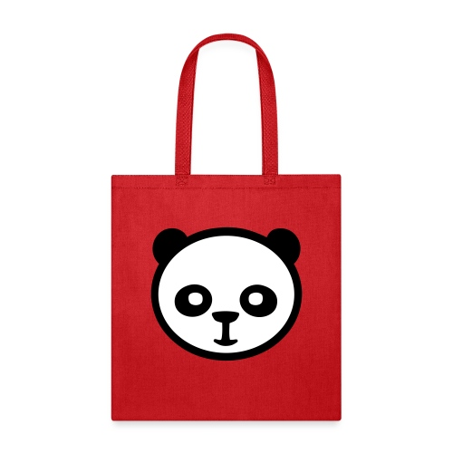 Panda bear, Big panda, Giant panda, Bamboo bear - Tote Bag