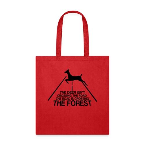 Deer's forest - Tote Bag