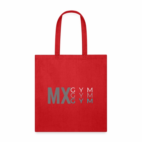 MX Gym Minimal Hat 3 - Tote Bag
