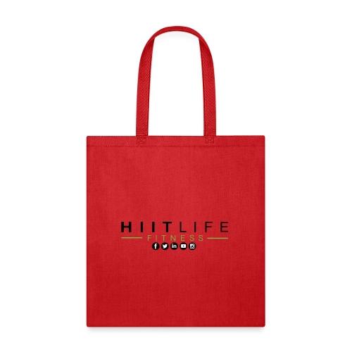 HLFLogosocial - Tote Bag