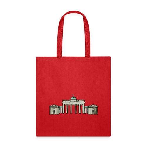 Brandenburg Gate Berlin - Tote Bag