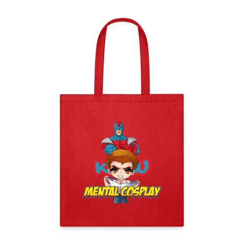 KATSU MENTAL COSPLAY - Tote Bag
