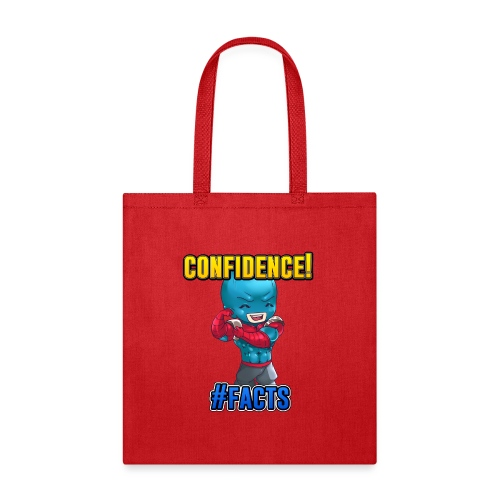 CONFIDENCE - Tote Bag
