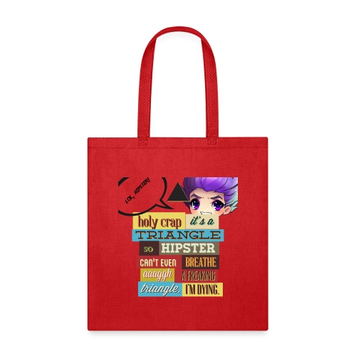 HIPSTER - Tote Bag