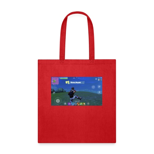 My First Win! - Tote Bag