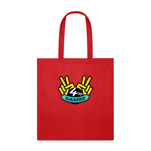 4UP Double Victory - Tote Bag