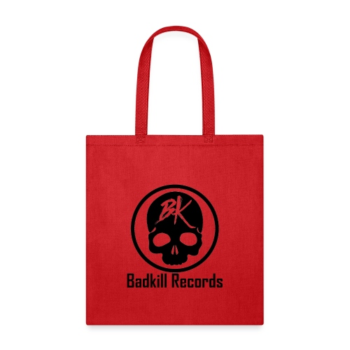 LOGO Transparent BLACK - Tote Bag