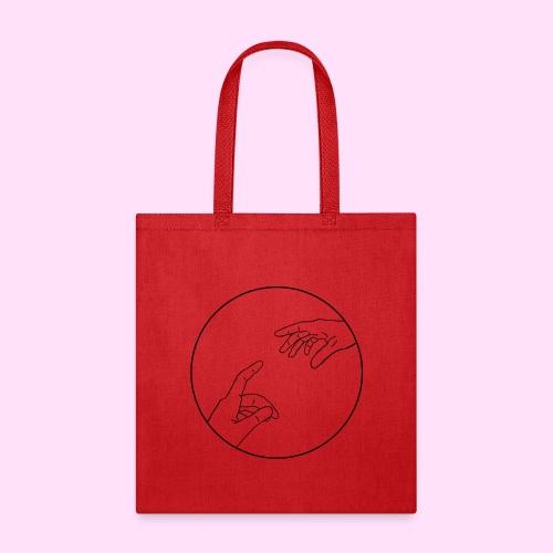 just keep reaching - Tote Bag