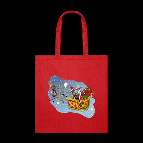 Christmas 2020 Ranger Dentface - Tote Bag