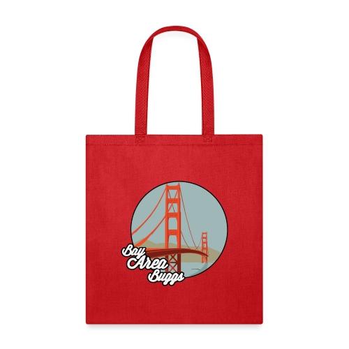 Bay Area Buggs Bridge Design - Tote Bag