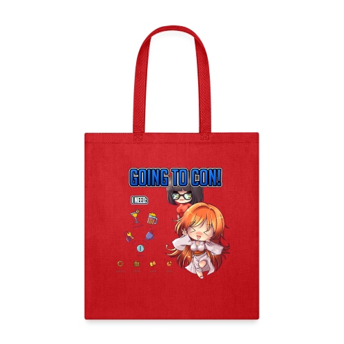 GOING TO CON - Tote Bag