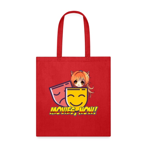 MOVIES NOW - Tote Bag