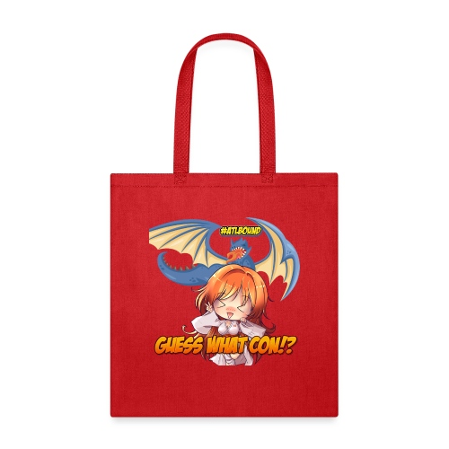 GUESS WHAT CON - Tote Bag