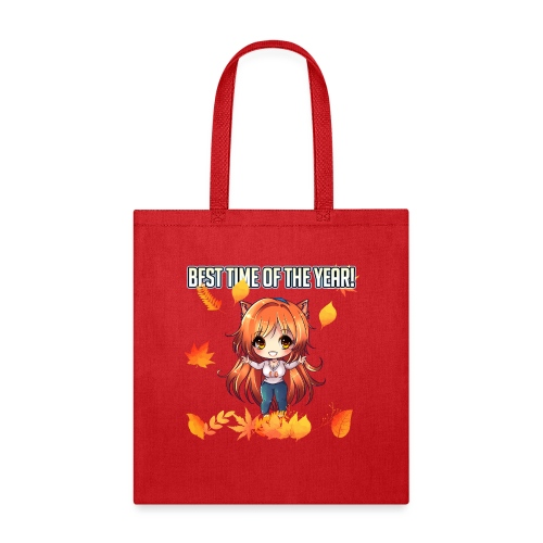BEST TIME OF YEAR - CARMEL JOURNEY OF BRAVERY MANG - Tote Bag