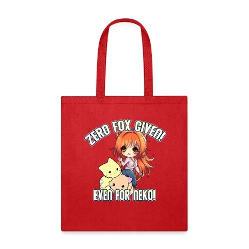 ZERO FOX GIVEN - Tote Bag