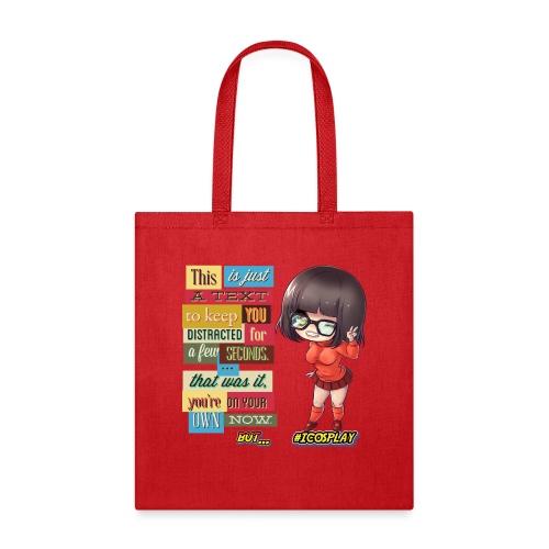 I COSPLAY - Tote Bag