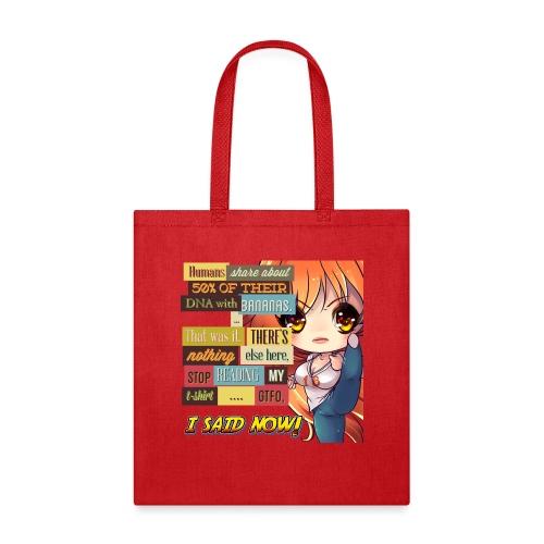 GTFOH!! - Tote Bag
