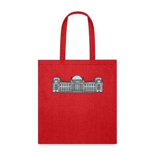 Reichstag building Berlin - Tote Bag