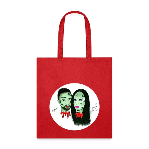 Taylor Angus Zombies - Tote Bag