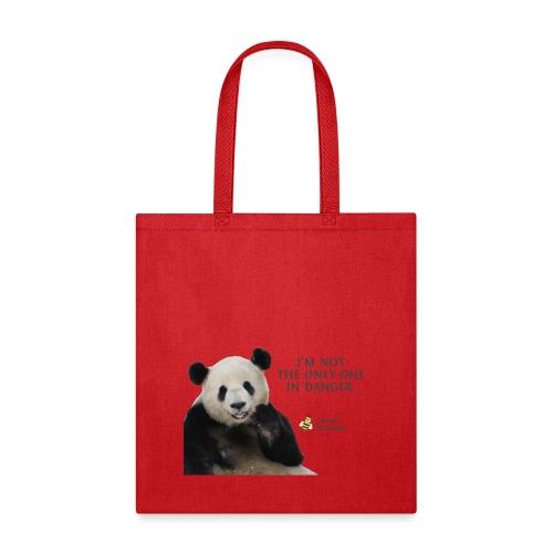 Endangered Pandas - Josiah's Covenant - Tote Bag