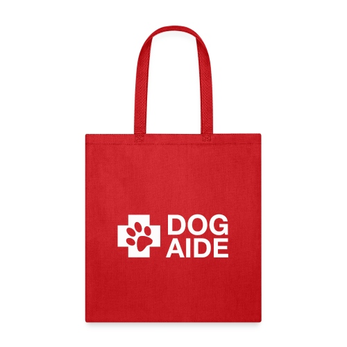 DA Logo White - Tote Bag