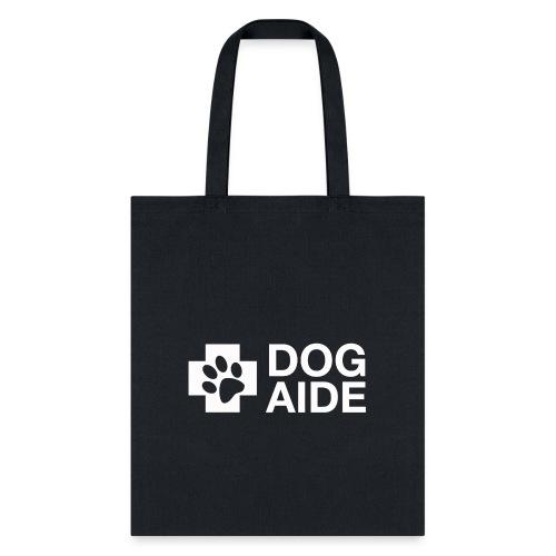 DA Logo White - Tote Bag