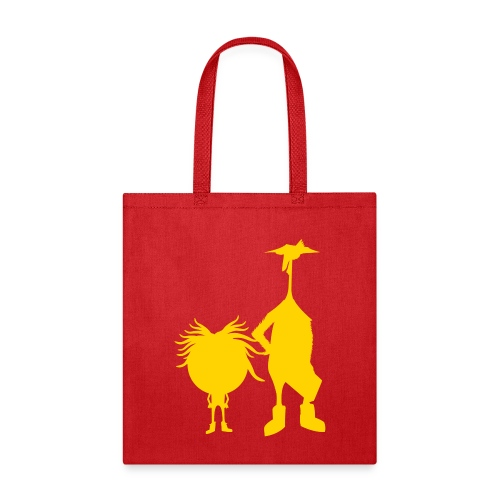 Official The Chicken and The Egg Design - Tote Bag