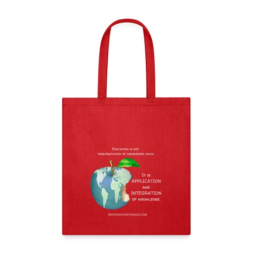 APPLIED KNOWLEDGE - Tote Bag
