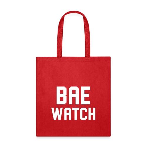 Bae Watch - Tote Bag