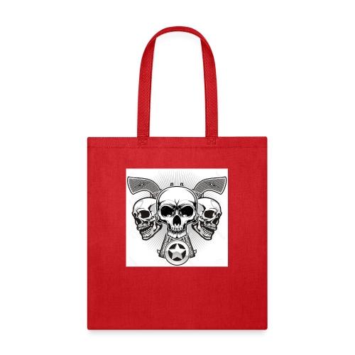 Skulls - Tote Bag