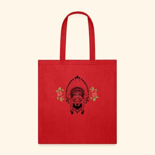 WOLF KING - Tote Bag